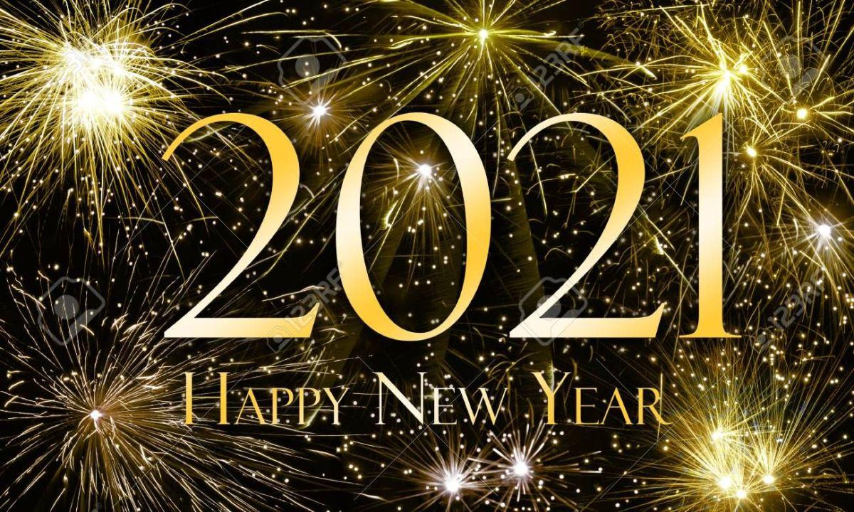 Goodbye 2020, Hello2021!