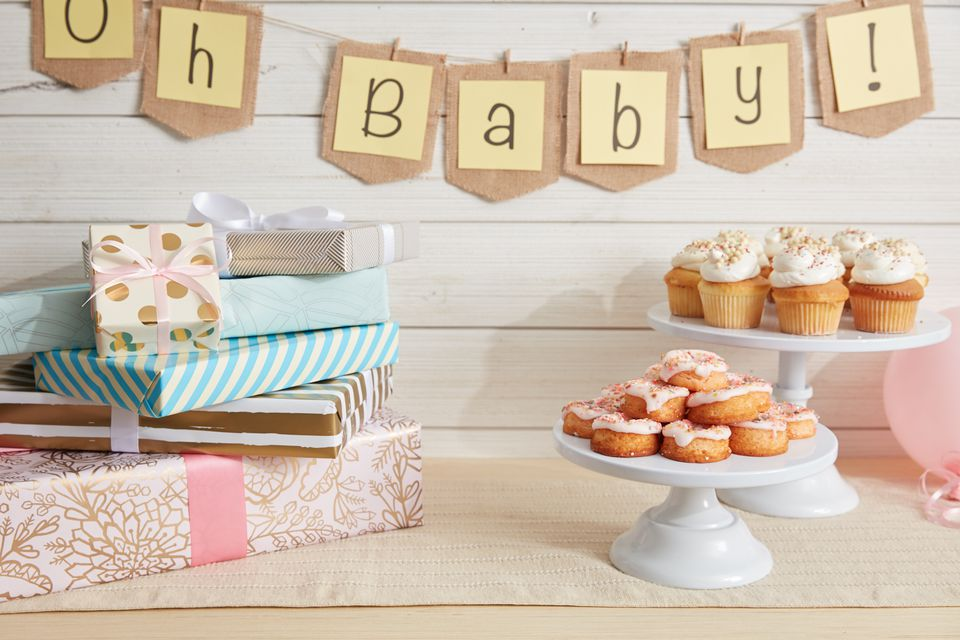 THE BABY SHOWER